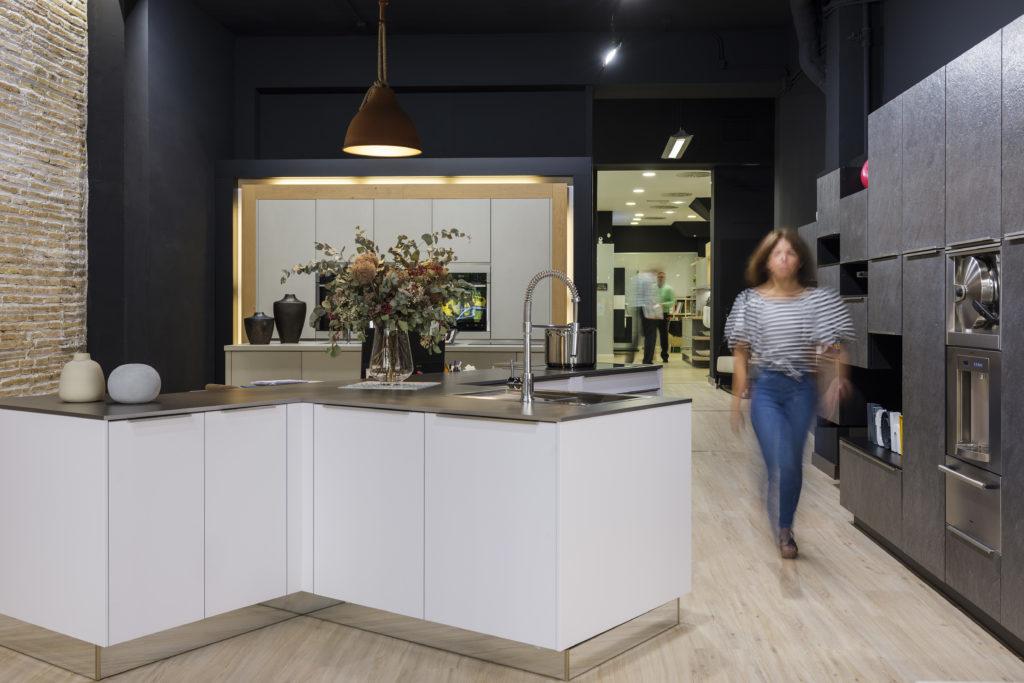 Cocinas de exposición en Zaragoza
